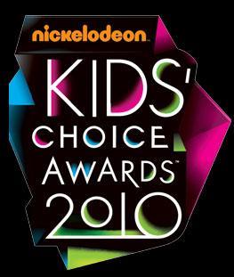 A Nickelodeon Kids Choice Awards 2010 jelöltjei