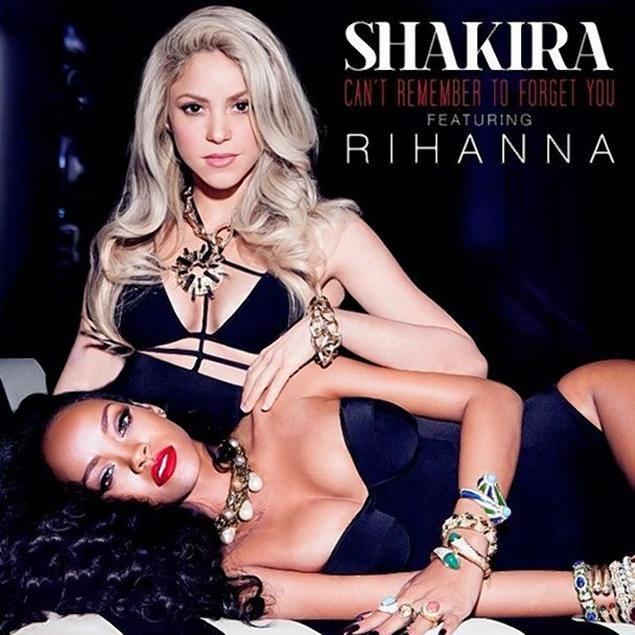 Shakira - Rihanna