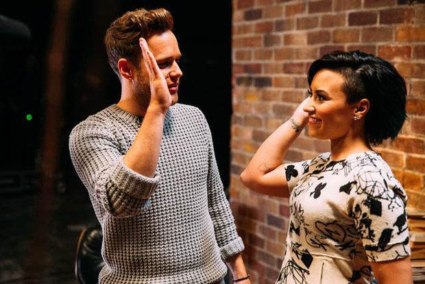 olly-murs-demi-lovato-up-video