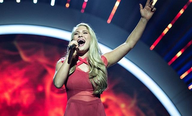 Eurovízió 2017: Anja képviseli Dániát a Dalfesztiválon!