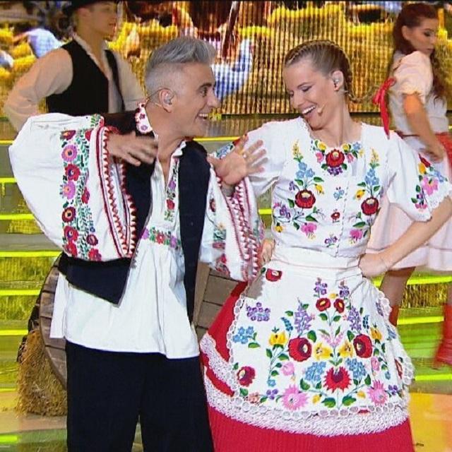 Nagy Duett: Szalai Vivien és Csipa - Honky Tonk Woman