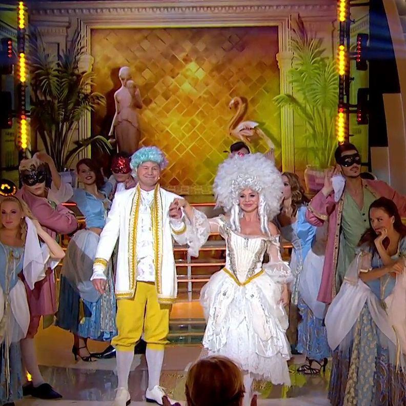 Nagy Duett: Erdei Zsolt és Judy - Rock Me Amadeus