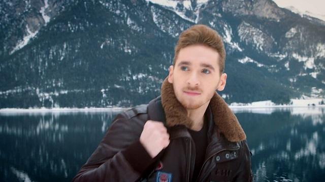 Eurovízió 2017: Nathan Trent képviseli Ausztriát a Dalfesztiválon!