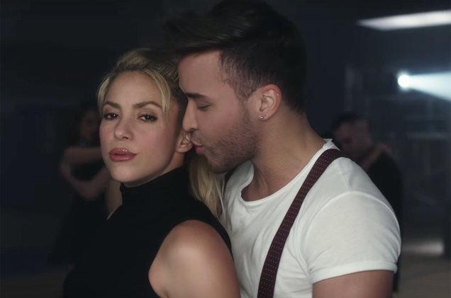 Videóklip: Prince Royce feat. Shakira - Deja Vu