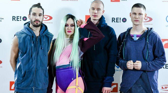 Eurovízió 2017: Triana Park képviseli Lettországot a Dalfesztiválon!