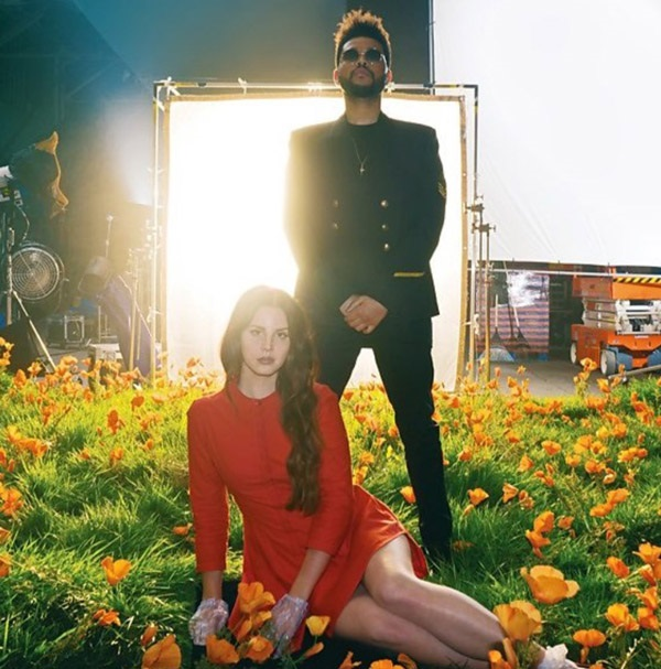 Dalpremier: Lana del Rey feat. The Weeknd - Lust For Life