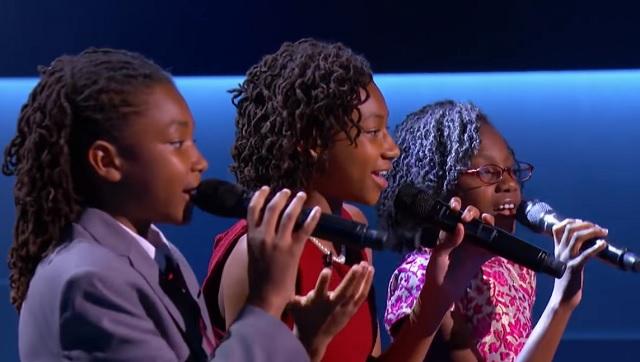 Ez a 3 kislány újraértelmezte az 52 éves 'My Girl' című dalt! Fantasztikus lett!
