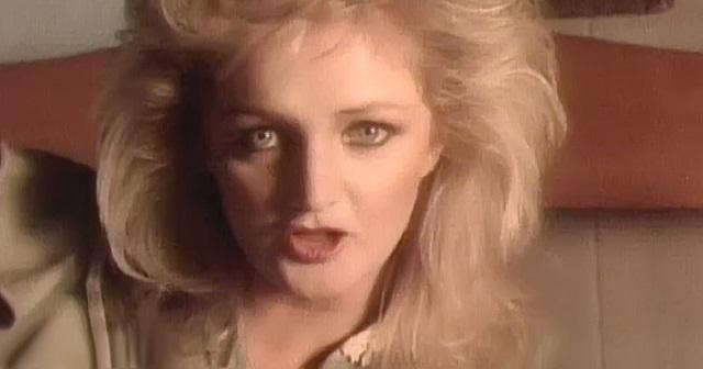 Minden idők egyik legnagyobb slágere marad. Te még emlékszel Bonnie Tyler dalára?