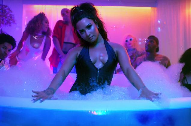 Videóklip: Demi Lovato - Sorry Not Sorry