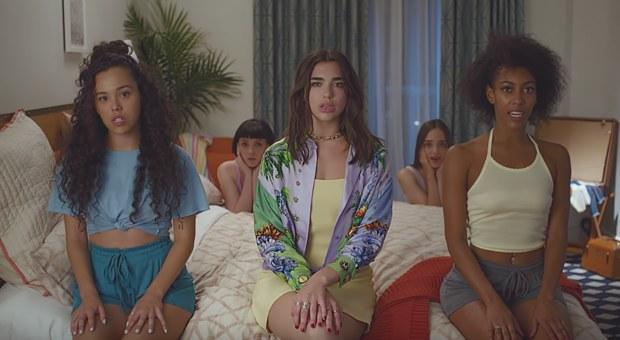 Videóklip: Dua Lipa - New Rules
