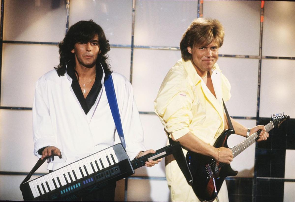 Emlékszel még a Modern Talking-ra? Ez történt a népszerű együttes két tagjával