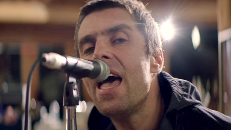 Élő klippremier: Liam Gallagher - For What It's Worth