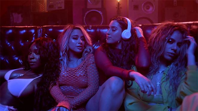 Videóklip: Fifth Harmony - He Like That