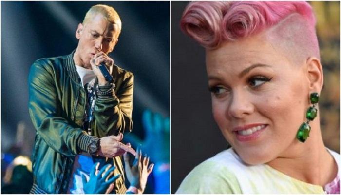 Fantasztikus dalban egyesíti erejét Pink és Eminem! A Revenge neked is fog tetszeni