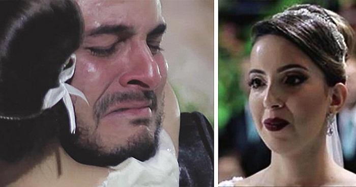 A mennyegző közepén a vőlegény bevallja, másba szerelmes... meglepődsz, hogy mi lett a vége!
