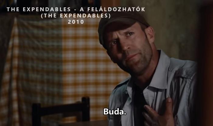Hollywoodi-i filmrészletek, amikben magyarul beszélnek a színészek