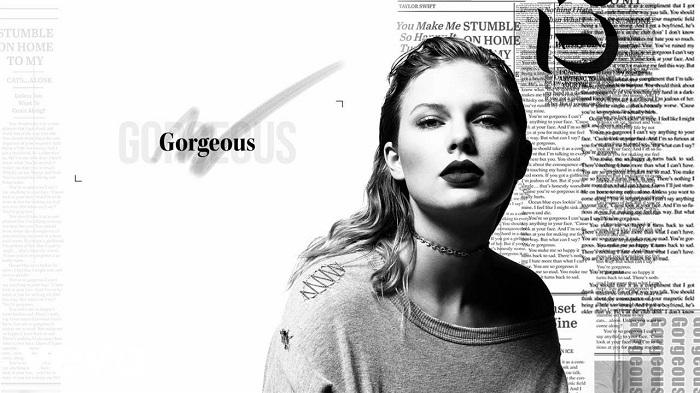 Megérkezett Taylor Swift új dala. Hallgasd meg a Gorgeous-t!