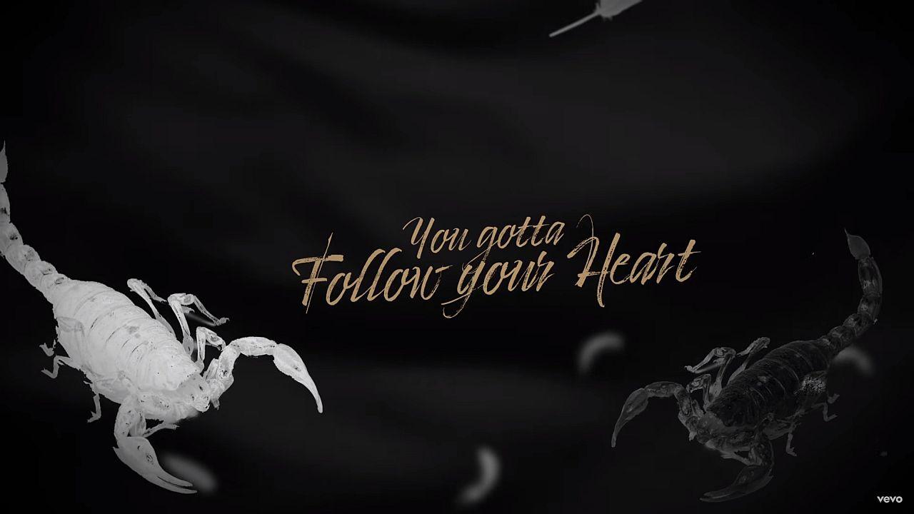 Lyric video: Scorpions - Follow Your Heart