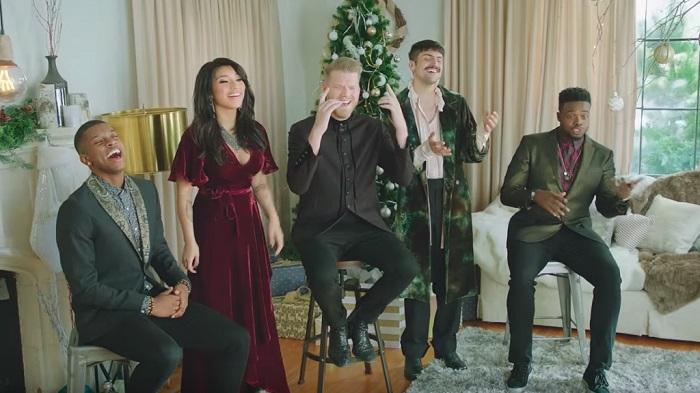 Új karácsonyi dalt adott ki a Pentatonix, már most hatalmas siker