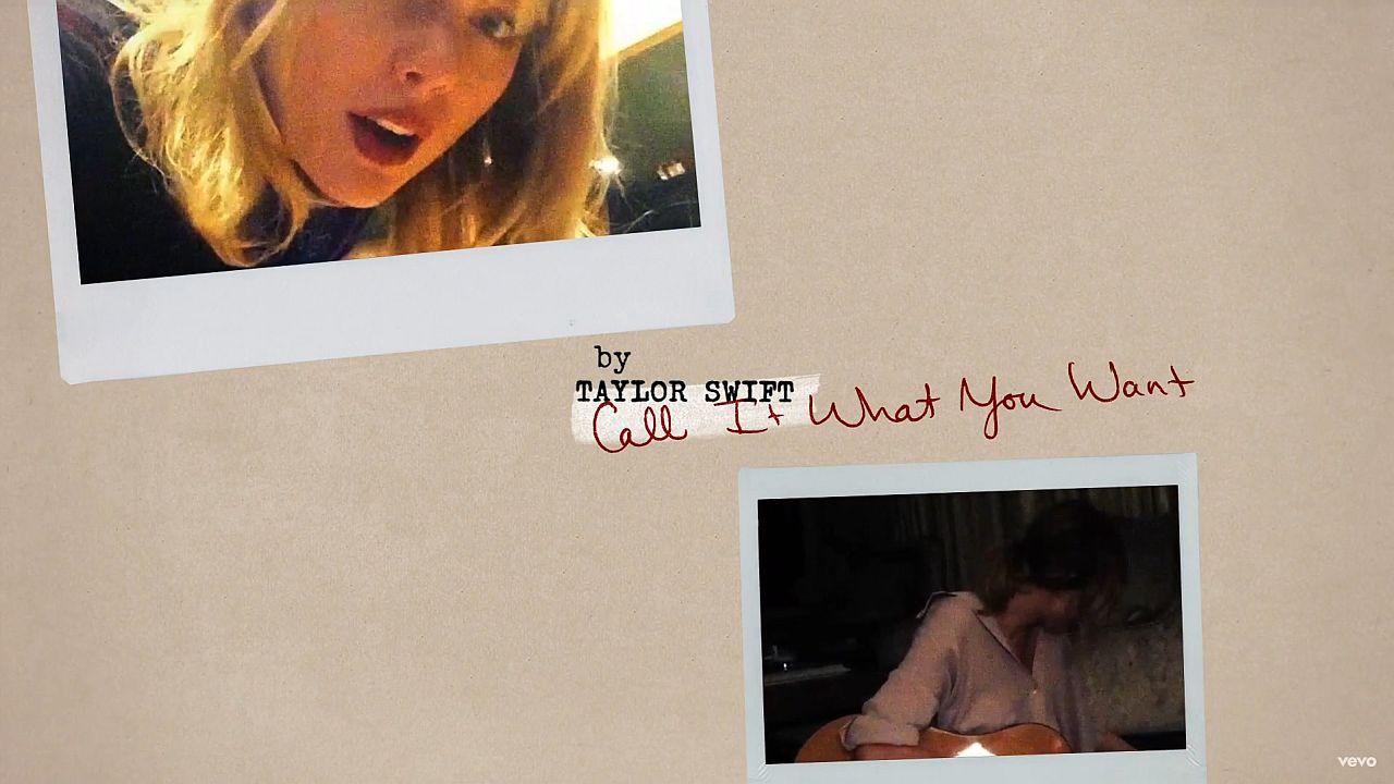 Nevezd aminek akarod: itt van Taylor Swift legújabb dalszöveges videója!