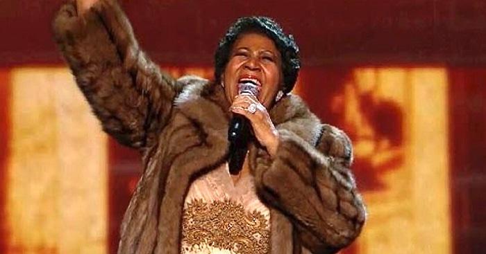 A soul királynőjének nevezik, ez a dal pedig karrierjének legszebb szerzeménye!