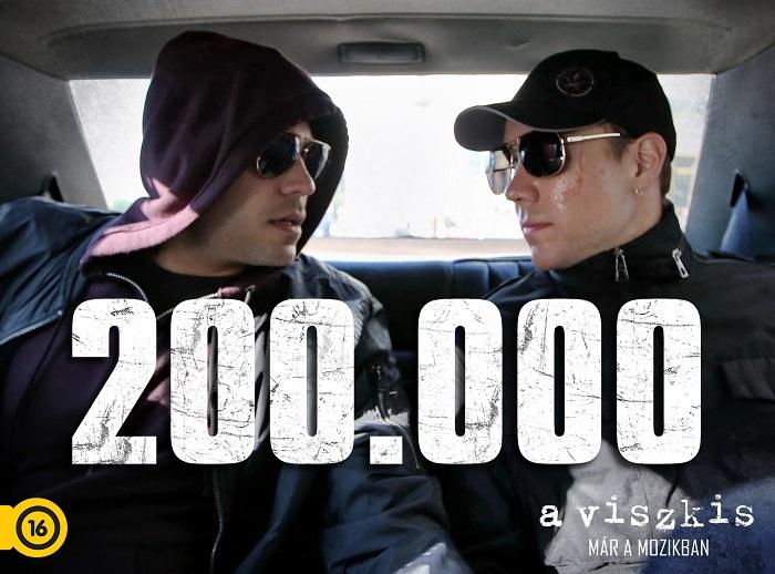 Több mint 200.000 látták már A Viszkist