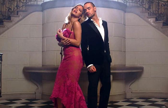 Végre megérkezett Rita Ora és Liam Payne várva várt Fifty Shades-videója!