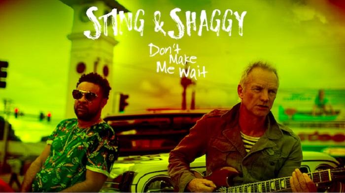 Erre aztán végképp senki sem számított: megérkezett Sting és Shaggy első közös dala!
