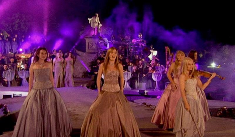 """Amikor az 5 """"kelta nő"""" énekelni kezd, a légy sem zümmög a levegőben!"""