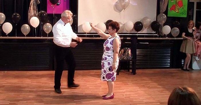 Szórakozásból álltak ki a táncparkettre, de egy percig sem gondolták volna, hogy vastaps kíséretében távoznak