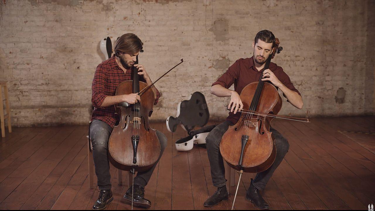 Ed Sheeran legújabb slágerét hangszerelte át a 2CELLOS. Ezt te is imádni fogod!