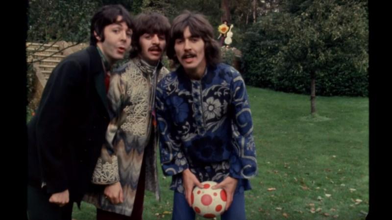 Videóklip: The Beatles - Blue Jay Way