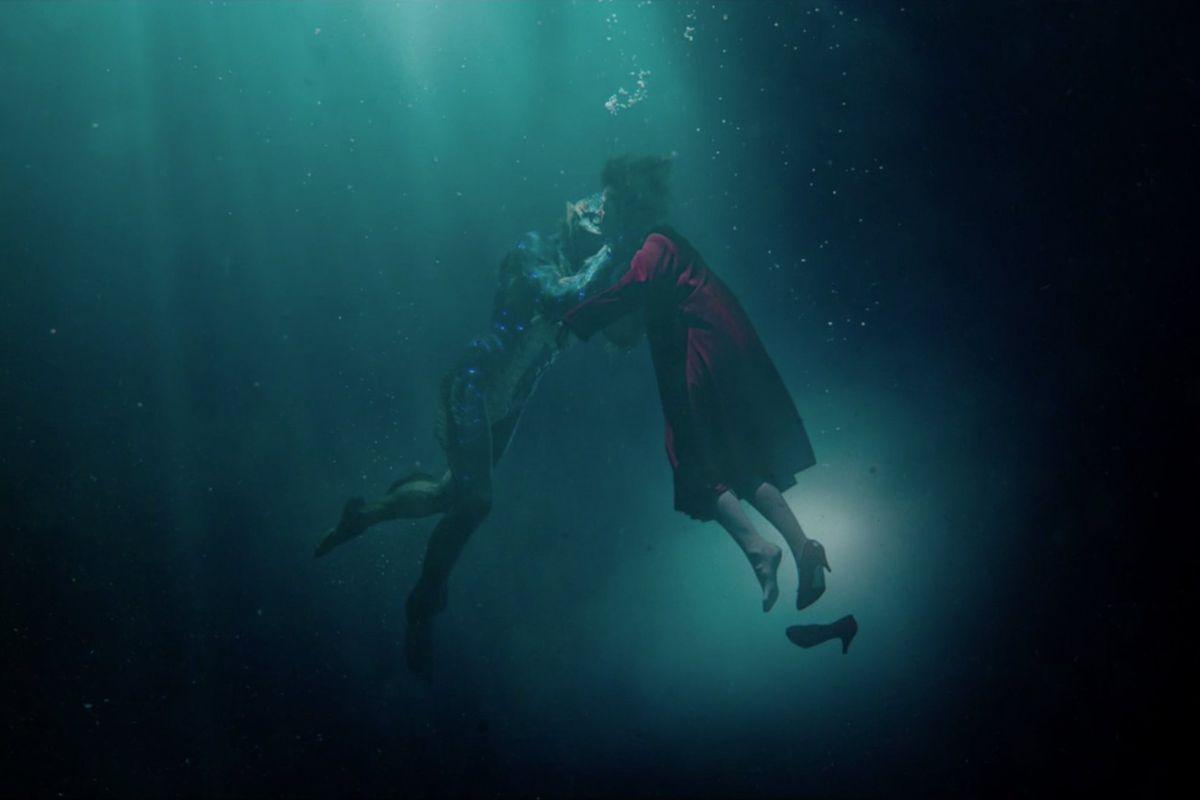 A víz érintése lett 2018 legjobb filmje! Annyira, hogy még a rendezője is Oscart kapott.