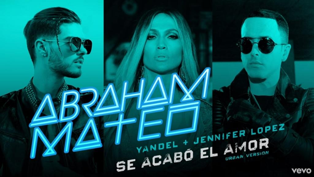 Társelőadóként csatlakozik Yandelhez Jennifer Lopez, a Se Acabó El Amor című felvételben!