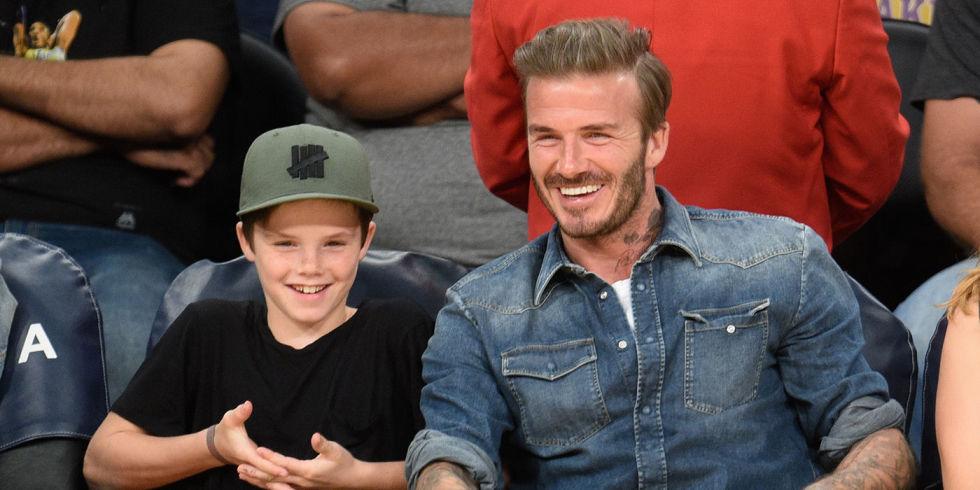 David Beckham fia lehet a következő Justin Bieber - mindenki elámul a hangjától