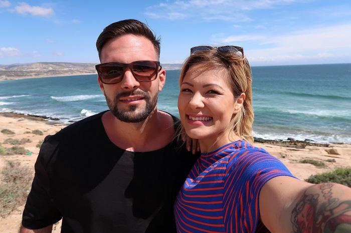 ÉNB Alexával forgatott videóklipet Willcox Marokkóban!