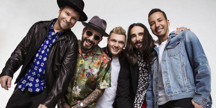 Öt éves szünet után, vadonatúj dallal tér vissza a Backstreet Boys!