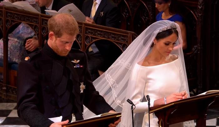 Összeházasodott Meghan Markle és Harry herceg
