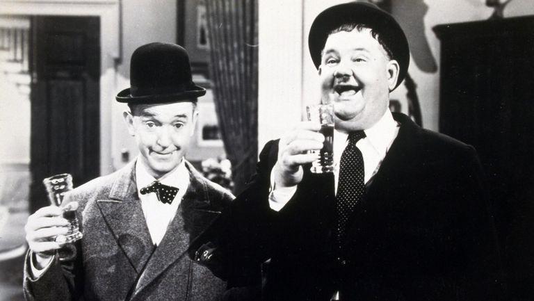 Ezért nem ment el Stan Laurel jóbarátja, Oliver Hardy temetésére
