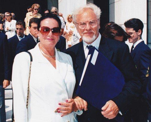 Így néz ki Müller Péter ritkán látott felesége