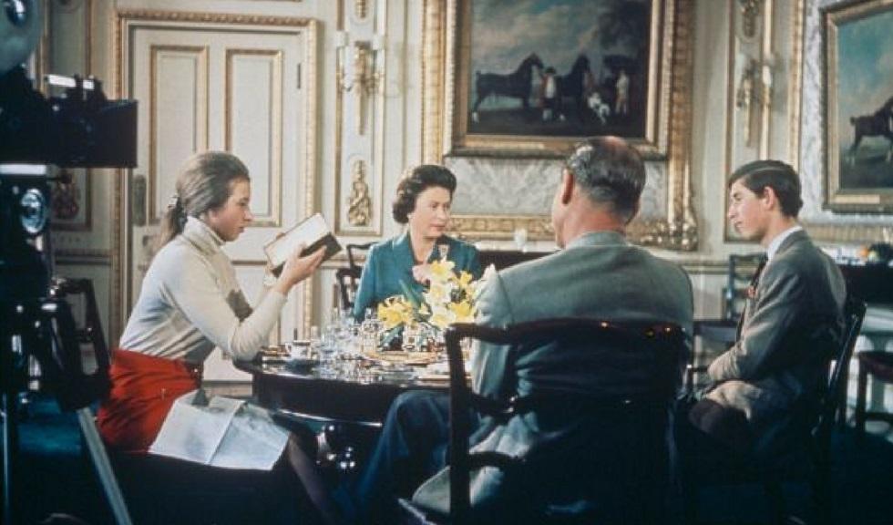 Ez az a dokumentumfilm a brit királyi családról, amit 1969-ben lehetett utoljára látni