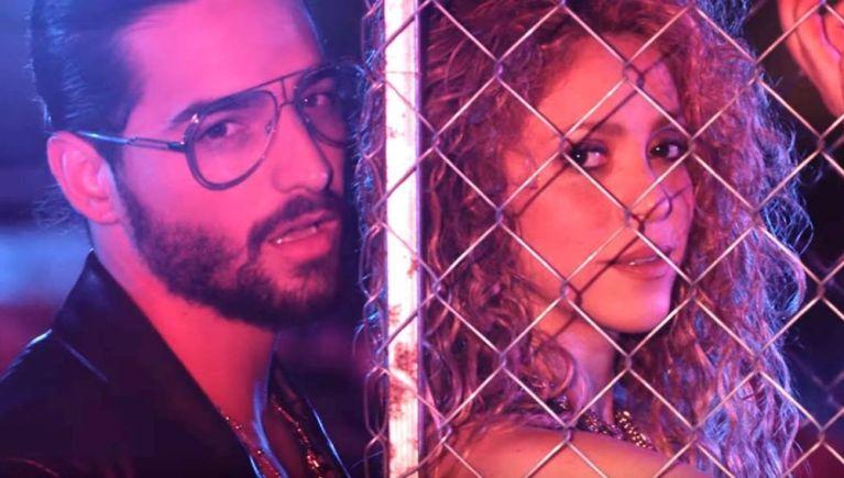 Shakira és Maluma ismét együtt zenél. Clandestino című új klipjüket máris imádja a közönség!