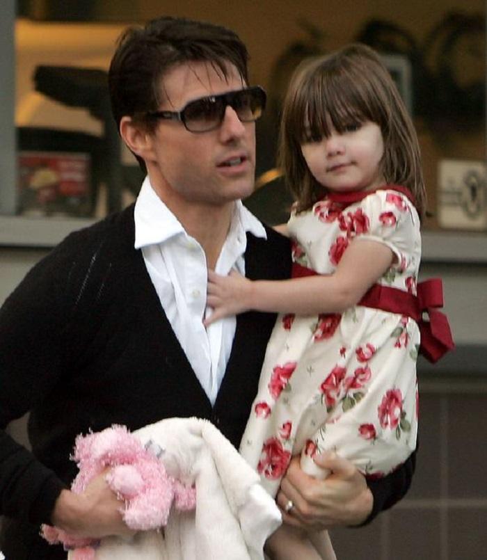 A sokkoló magyarázat, amiért Tom Cruise hatodik éve nem látogatja a kislányát