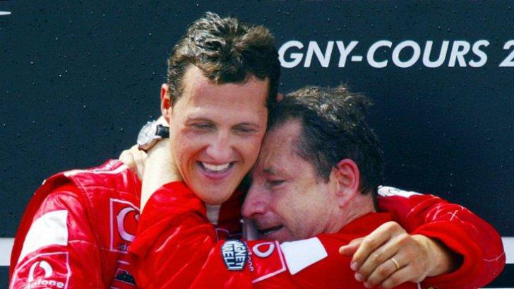 Mindenkit meglepett Michael Schumacher menedzserének döntése