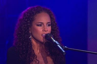 Alicia Keys Live @ Oprah Show