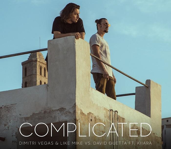 Videóklip: Dimitri Vegas, Like Mike & David Guetta feat. Kiiara – Complicated