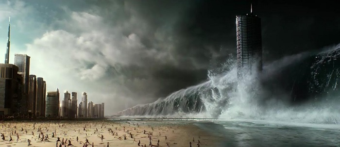 Visszafordíthatatlan pusztítással, apokaliptikus jóslatokkal és megállíthatatlan sebességgel közelít az Űrvihar!
