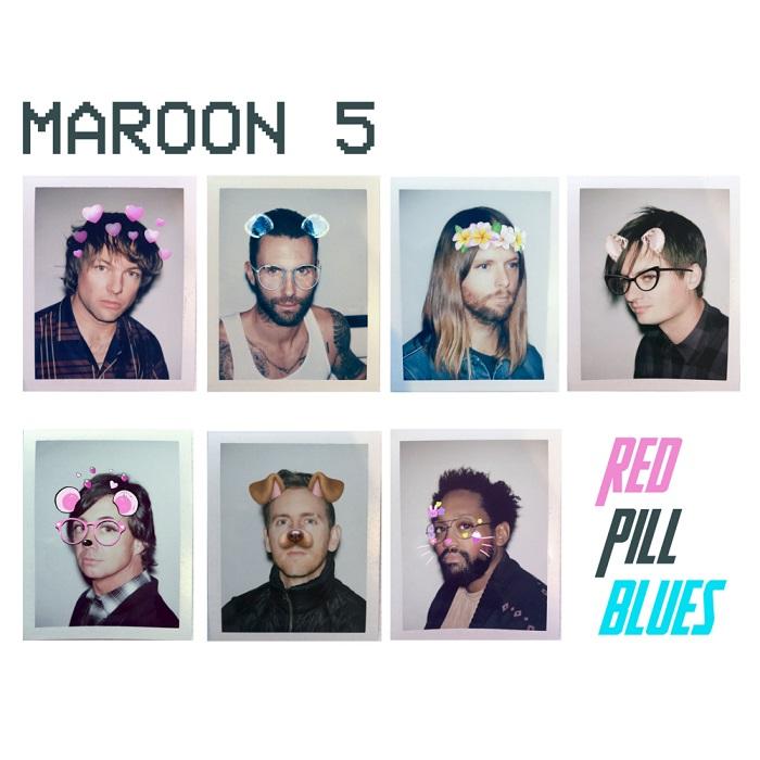 Dalpremier: Maroon 5 feat. Julia Michaels - Help Me Out