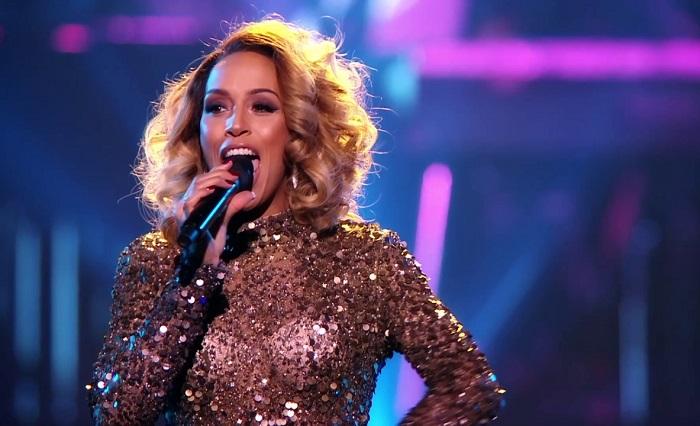 Ha élne, Whitney Houston is büszke lenne ennek a lánynak a teljesítményére!