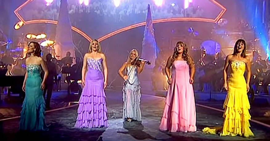 Senki sem énekli úgy az 'O Holy Night' karácsonyi dalt, mint ez az 5 nő a Celtic Woman-ből
